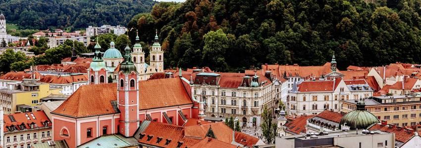 Ljubljana hotellit