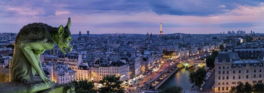 Pariisi Hotellit