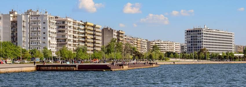 Thessaloniki hotellit