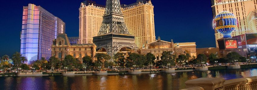 Las Vegas Hotellit