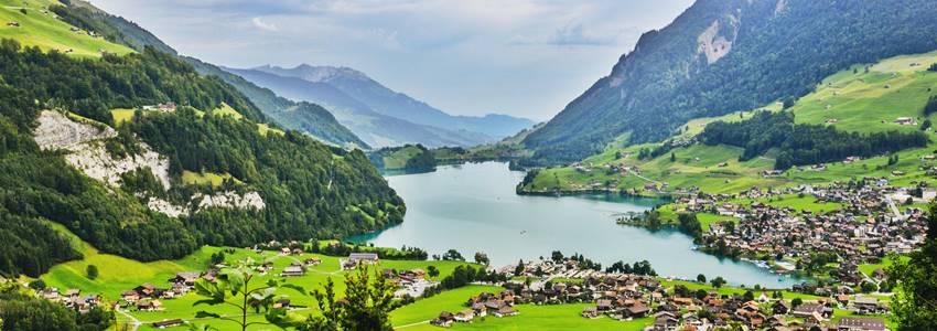 Lugano hotellit